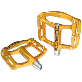 Xpedo Spry Pedals gold